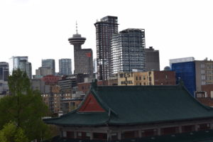 Vancouver Revolving Restaurant