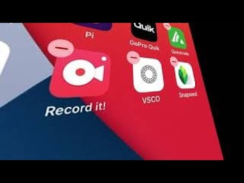 How to create a folder to organize your apps on iPhone - 如何在iPhone上建立文件夹